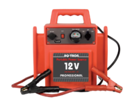 12V 1700A Professional booster - with charger