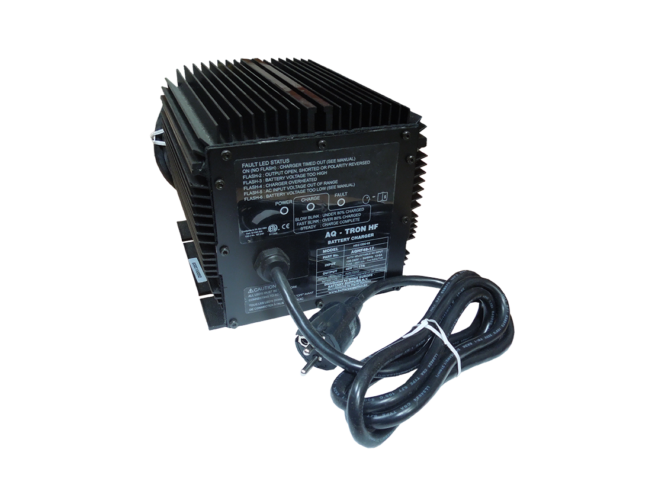 48V 17A IP66 waterproof high frequency built-in charger